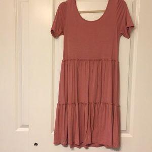 ASOS Tier Swing Dress